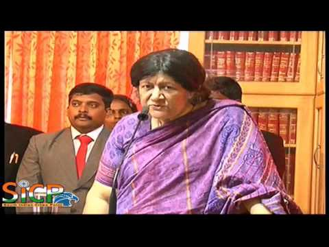 Chief Justice Indira Banerjee congratulated HC judge to donate body for research