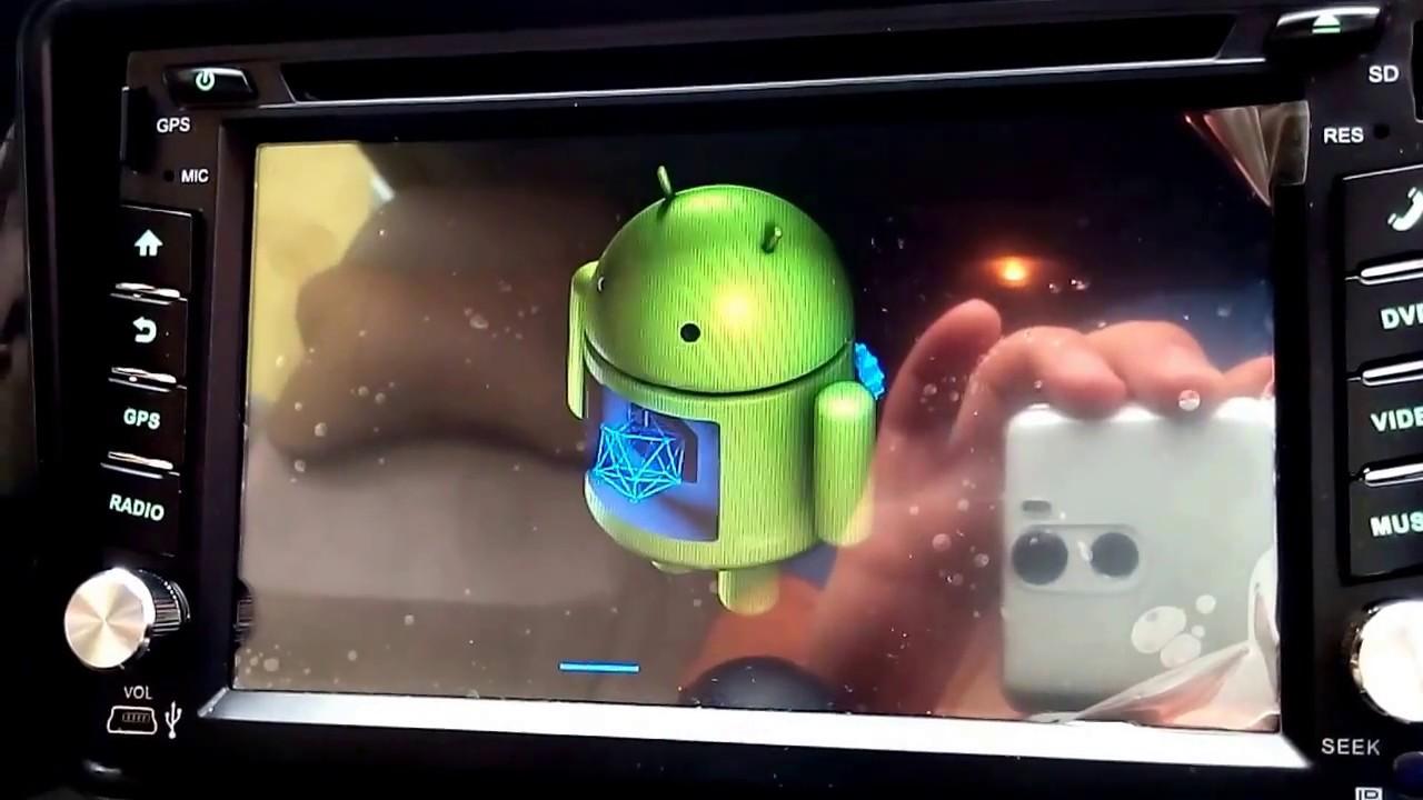 EUNAVI (Bosion clone) android 6 0 2gb car headunit update part1  - OS update