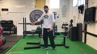 Coaches Corner #8 Jeff Moyer, Dc Sports Training Progressions And Trouble Shooting The Ghr