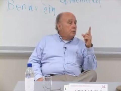 Seminario sobre Marxismo [Sesión 1]   Armando de la Torre