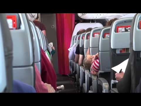 Fly Jetstar Sydney To Maroochydore, Australia (Airbus A320)