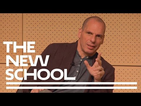 Yanis Varoufakis: The Future of Capitalism | The New School