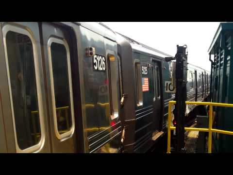 BMT Astoria Line: Astoria-bound R68A N Train@Queensboro Plaza
