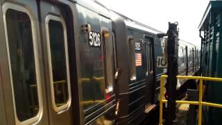 BMT Astoria Line: Astoria-bound R68A N Train@Queensboro Plaza