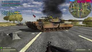 Battlefield 2: Armored Fury Gameplay - (High Settings) (940MX 60FPS) (PC HD) (2018)