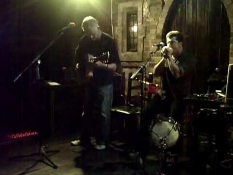 """They call it Stormy Monday""  T- Bone Walker cover, feat. Juan Blas Becerra on harmonica.."
