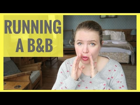 RUNNING A B&B - WHAT I WISH I'D KNOWN | VEDA DAY 15