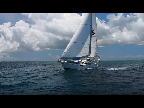 Solo Sailing: UNTIE THE LINES II #57 - Closing The Caribbean Circle