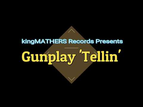 Gunplay 'Tellin'  Exclusive   Official Lyrical Video