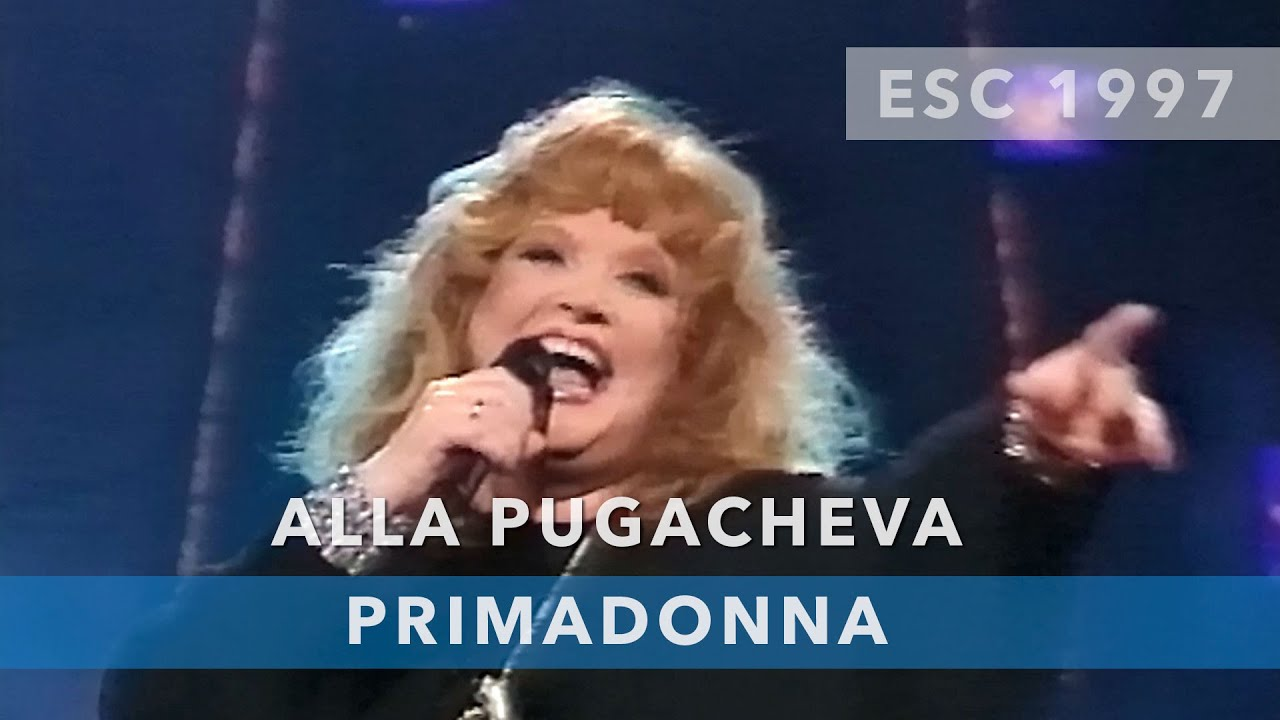 The offended artist called Alla Pugacheva a cancer tumor 12.07.2018 9