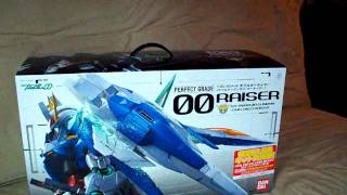 Gundam Review: PG 00 Raiser pt01