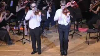 Bach versus Vanessa Mae