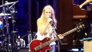 "Sheryl Crow - ""Soak Up The Sun"" - Hollywood Bowl - 8-9-15"