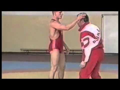 Freestyle Wrestling Standing Throws Presentation