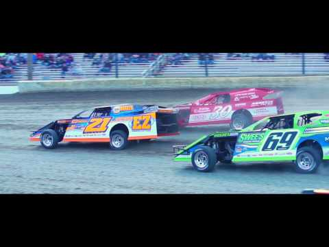USRA Modified tribute at  Deer Creek Speedway