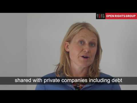 Digital Economy Bill - Data Sharing