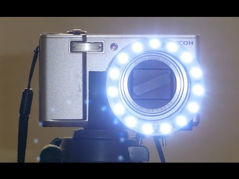 DIY Ring Light Build for Point and Shoot Camera, Video or Still Photography