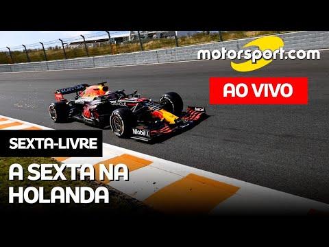 F1 2021: TREINOS na Holanda, Hamilton com PROBLEMAS e a volta de ALBON   SEXTA-LIVRE