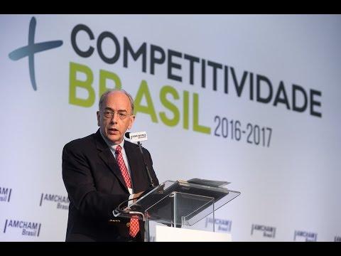 Competitividade no setor privado sem a participação do governo - Pedro Parente