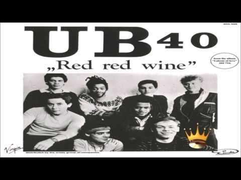 UB40 - Red Red Wine (12'')