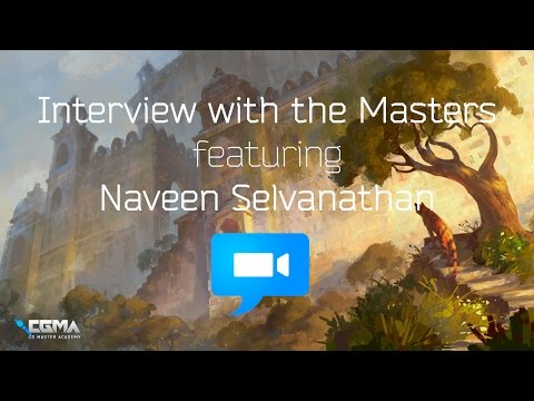 Interview With the Masters | Featuring Naveen Selvanathan