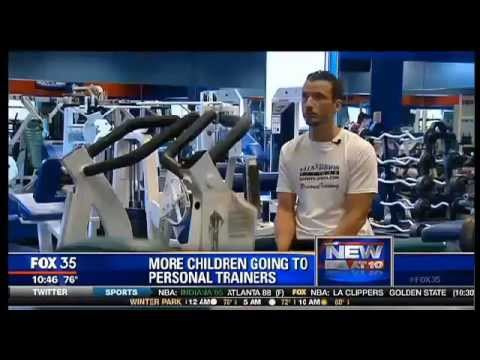 Orlando Fox35 - Personal Trainer for Kids | Orlando FL
