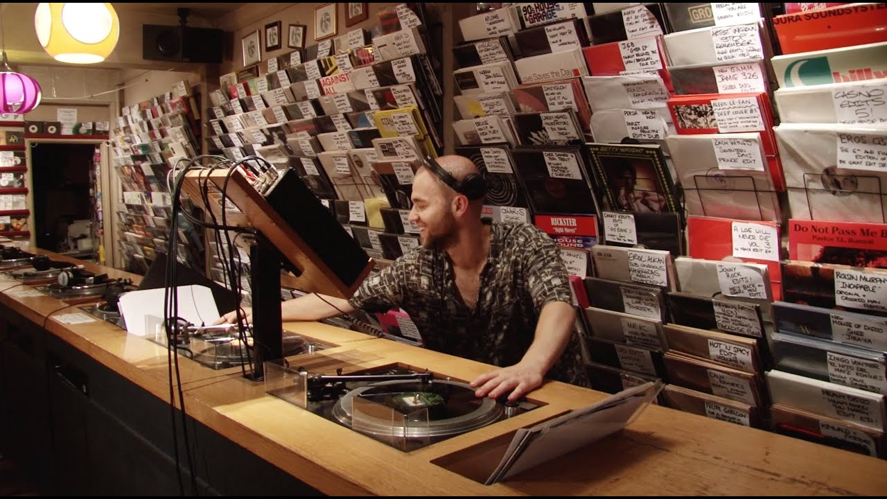 VF Live: Phonica Records with Luther Vine #5