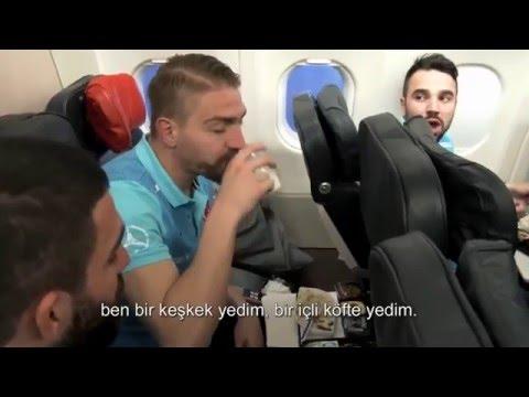 Türk Hava Yolları ✈ - Futbolculara...