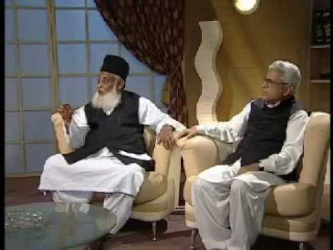 Islamic System - Dr israr Vs Javed Ahmed Ghamidi Part 3/8