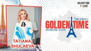 Golden Time Distant Festival | 17 Season | TATIANA SHULAEVA | GTPS-1701-1216