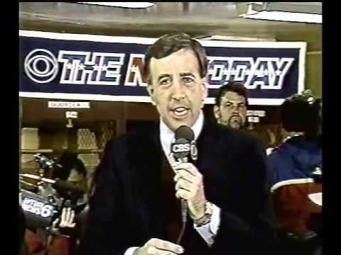 NFL 1987 Season - NFC Championship Postgame Ending - THE NFL TODAY