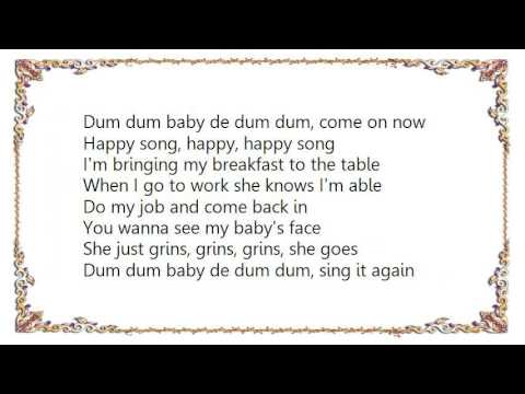 Edwin McCain - The Happy Song Dum-Dum Lyrics mp3