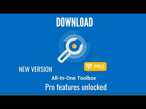 (Download) ALL-IN-ONE TOOLBOX PRO (MOD, UNLOCKED)  | PRO FEATURES UNLOCKED | NEW VERSION