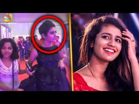 പ്രിയക്ക്   ഉടുപ്പ് നല്കിയ പണി | Social Media Trolled Priya Prakash Warrier | Viral Video