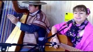 Ojos verdes matadores - Claudita Bravo y Nicolás Castillo [Trinar Maulino]