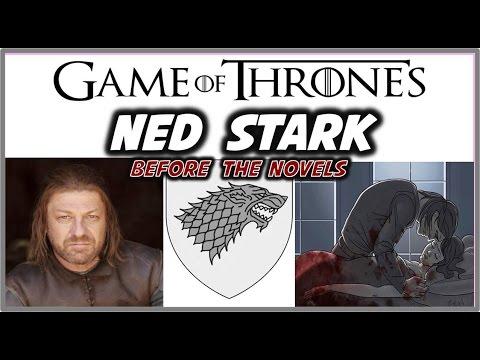 Eddard Stark: Before the Novels