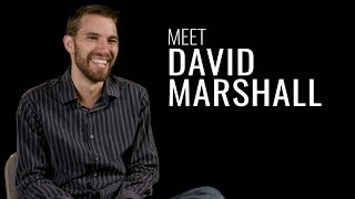 Video Production Services - Meet David Marshall