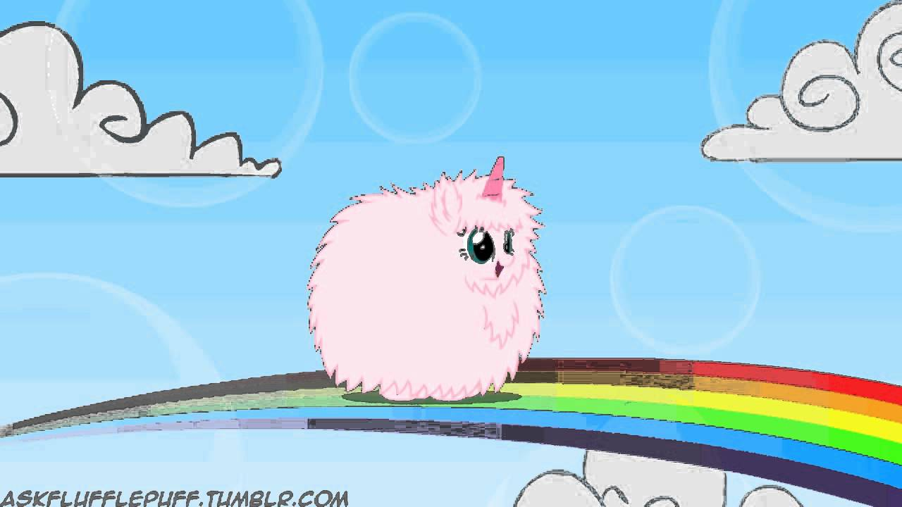 Cute Littlest Pet Shop Wallpaper Pink Fluffy Unicorn Dancing On Rainbow 20 Minutes