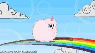 "Pink Fluffy Unicorn Dancing on Rainbow 20 minutes ( Fluffle Puff Tales - ""PFUDOR"") )"