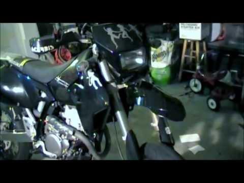 Acerbis Super Motard Front Fender Black Supermoto Supermotard 2040390001
