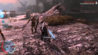 Middle Earth: Shadow of Mordor 60 FPS PC Gameplay - Max Settings - 1080 (GTX 970)