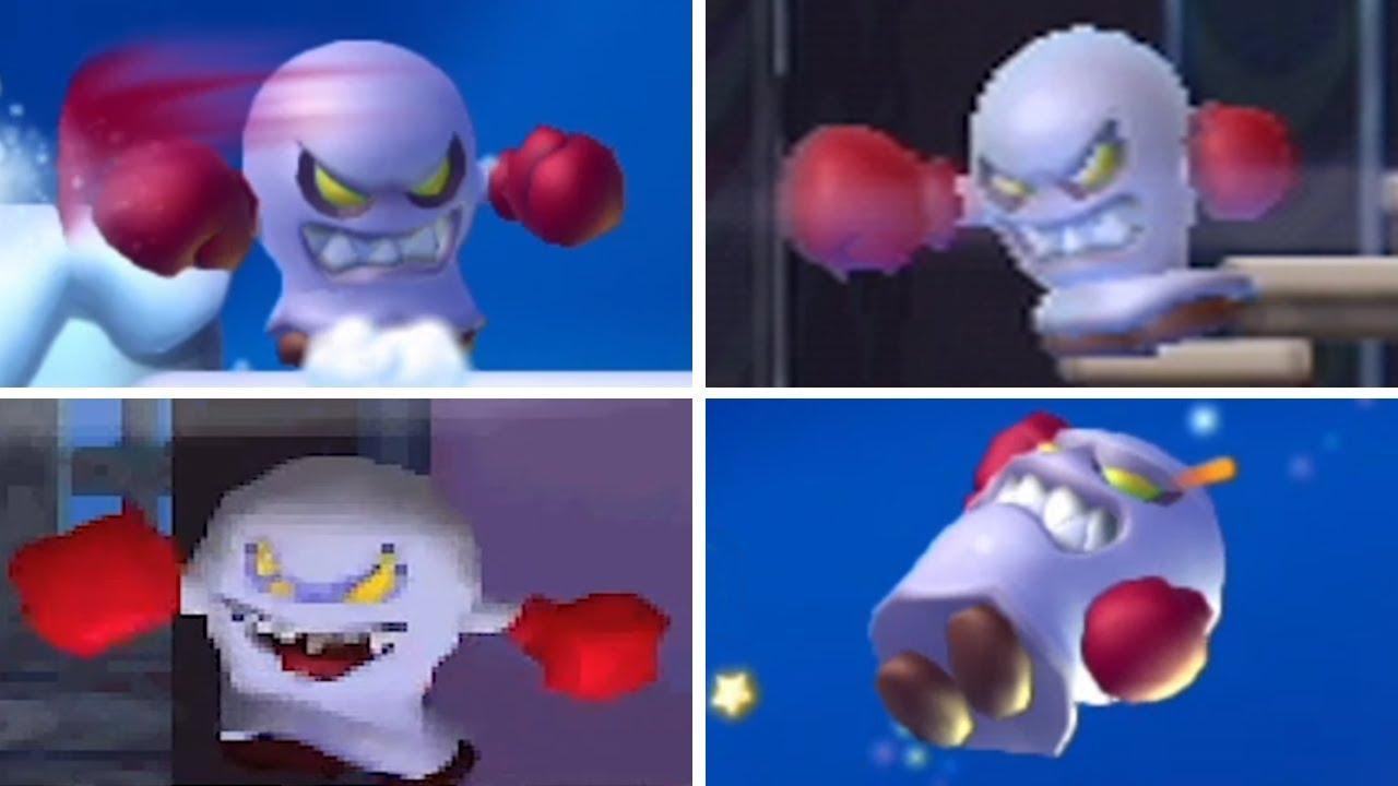 Broozer In Super Mario Games