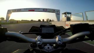 first ride Yamaha MT10 on Track - Track Day Cremona Circuit