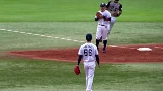 16年7月12日 戸田球場にて.
