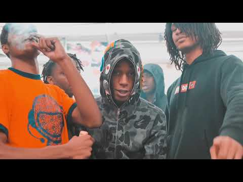 Lil Mello X 700 Cal X Nuk - Plastik (Official Music Video)