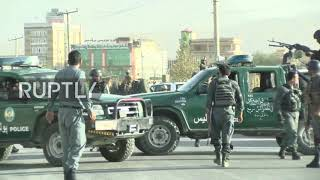 Afghanistan: High security presence after deadly suicide bomb attack near cricket stadium