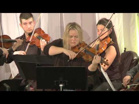 Orest Shourgot and Violeta Smailovic-Huart- Bach Double Concerto in D minor