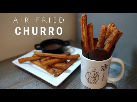 Churros-Air-Fried