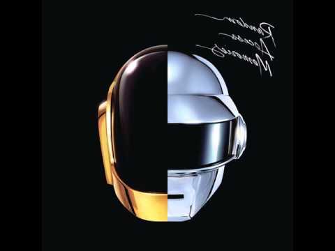 Daft Punk - Random Access Memories (album) Backwards - YouTube