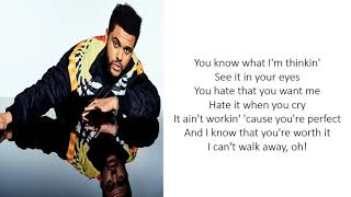 The Weeknd Ft Daft Punk Die For You